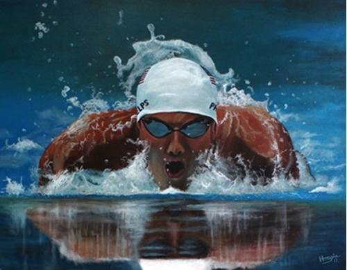 Picture of Aquaman: Michael Phelps