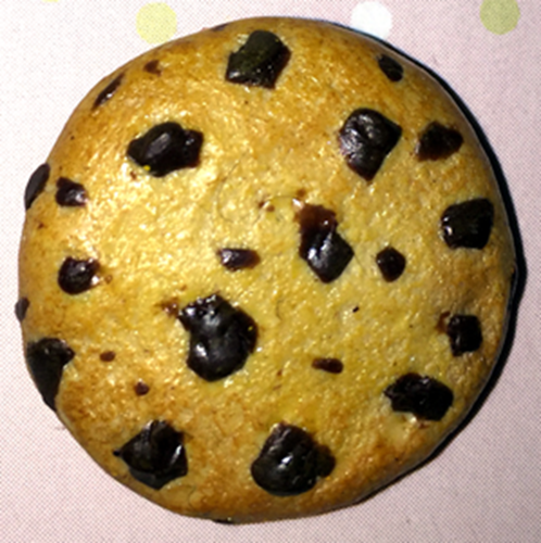 Picture of Choc Chip Cookie Brooch