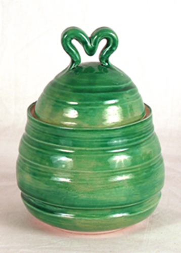 Picture of Green Jar